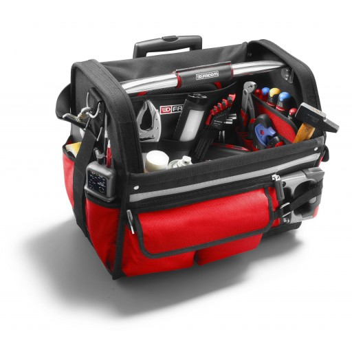 """Facom BS.R20 - Soft Fabric Professional Premium Rolling Toolbag / Probag 20"""" Inch 