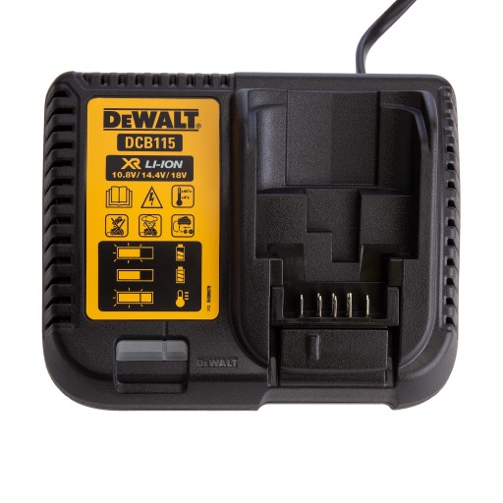 DeWalt DCB115-GB - XR Multi-Voltage Charger