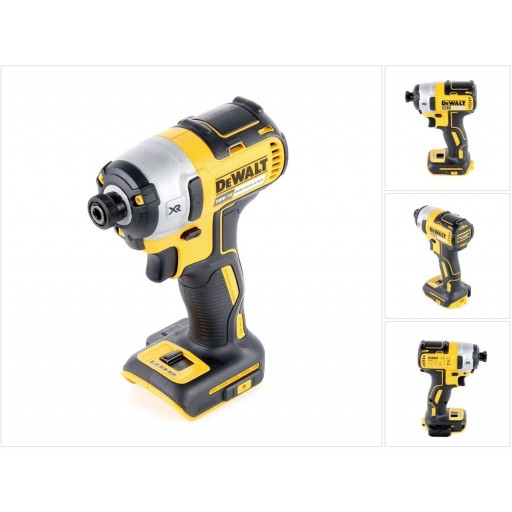 DeWalt DCF887N-XJ - 18V Brushless G2 3Sp Impact Driver - Naked Unit |