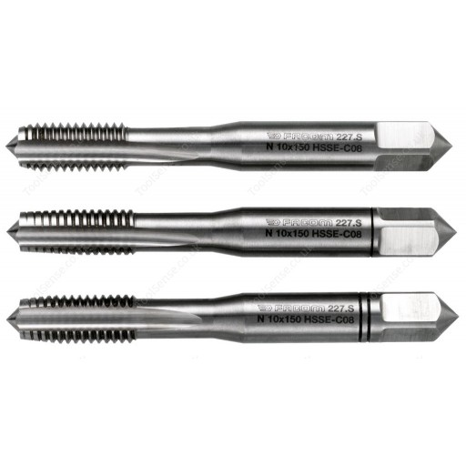 "FACOM 227.S3X50T3 227.S - ""HIGH PERFORMANCE"" COBALT TAPS"