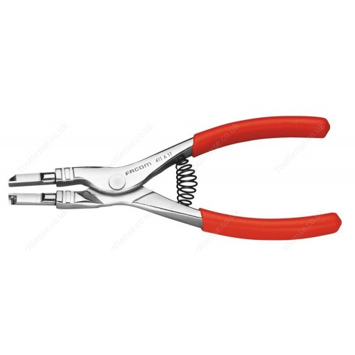 FACOM 411A.20 OUTSIDE SNAP RING PLIERS. RANGE 60 - 160MM. 190MM LONG