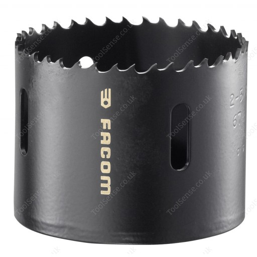 FACOM 609A.65 609A - VARIABLE PITCH HOLESAWS