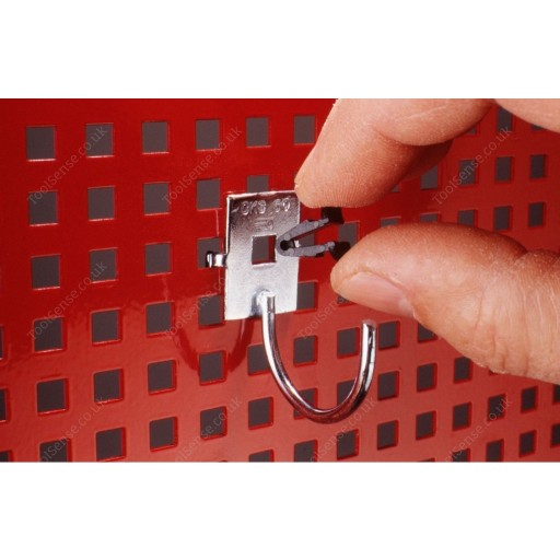 FACOM CKLA RETAINING CLIP FOR WALL STORAGE PANEL (PACK OF 10)