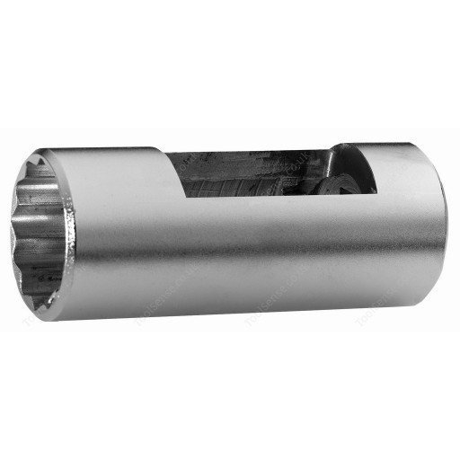 """FACOM D.27A 1/2"""" DRIVE SOCKET FOR DIESEL ENGINE PILOTED INJECTORS - 27MM"""