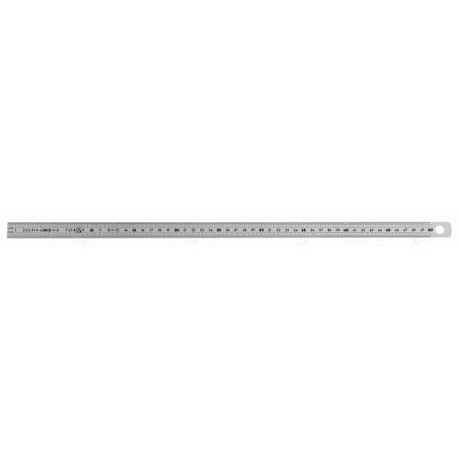 FACOM DELA.1051.06 FLEXIBLE STAINLESS 2-SIDED RULES 500MM