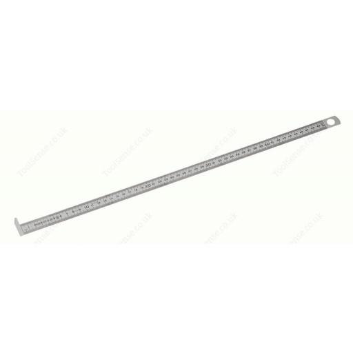 FACOM DELA.1052.02 STAINLESS 2-SIDED RULES WITH HEEL 200MM