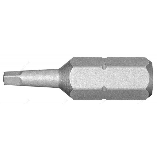 FACOM ECAR.103 ECAR.1 - STANDARD BITS SERIES 1 FOR ROBERTSON SQUARE HEAD SCREWS