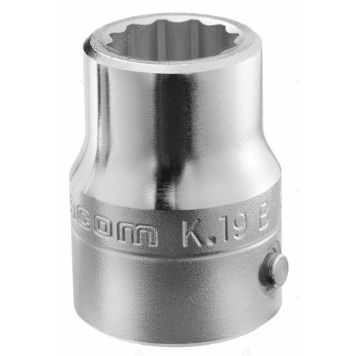 "FACOM K.44 3/4"" DRIVE BI - HEXAGONAL ( HEX / HEXAGON ) (12 POINT) SOCKET 44MM"