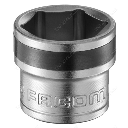 """FACOM MB.18 3/8"""" 6-POINT MAGNETIC OIL-DRAIN SOCKETS"""