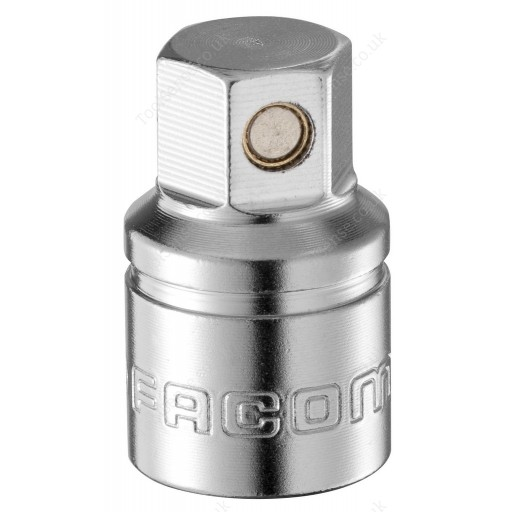 "FACOM MB.H08 3/8"" MAGNETIC OIL-DRAIN MALE HEX BITS"
