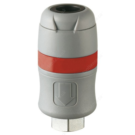 """FACOM N.820 FEMALE TAPPED SNAP ADAPTER 1/2"""" GAS BSP."""