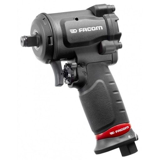 "Facom NS.1600F - 1/2"" Pneumatic 860Nm Micro Composite Impact Air Wrench 