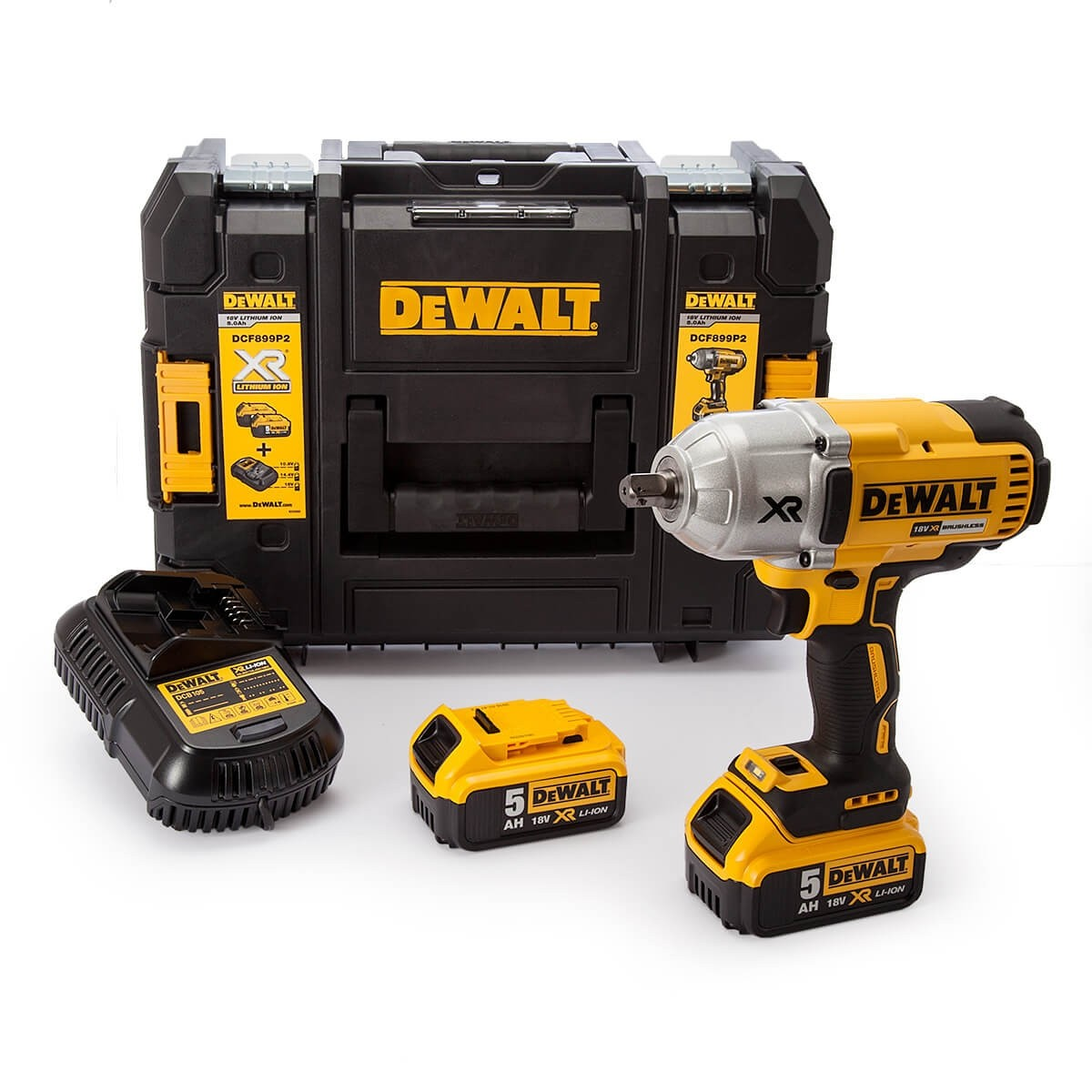 dewalt dcf899p2 gb xr 18v brushless 3 sp. Black Bedroom Furniture Sets. Home Design Ideas