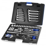 BRITOOL EXPERT 101 PIECE SOCKET & WRENCH SET E032911B