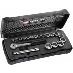 "FACOM - 3/8"" RATCHET & SOCKET SET - J.420E"