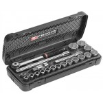 "FACOM - 1/2"" RATCHET & SOCKET SET - S.2PB"