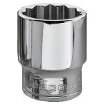 "FACOM - 3/8"" 12-POINT OGV SOCKET - J.19"