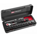"FACOM - 3/8"" ROTATOR RATCHET & METRIC SOCKET SET - J.6PB"