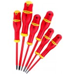 FACOM - PROTWIST INSULATED SCREWDRIVER SET - APVE.J6PB