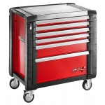 FACOM - 6 DRAWER RED ROLL CAB - JET.6M4