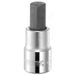 "BRITOOL EXPERT E031904B 1/2"" DRIVE SCREWDRIVER BIT SOCKET 7MM"