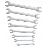 BRITOOL EXPERT E111406B 8 PIECE OPEN END WRENCH SET