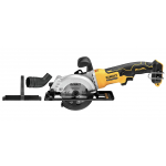 DeWalt DCS571NT  - 18V XR Brushless 115mm Compact Circular Saw Body Only In Tstak Case |