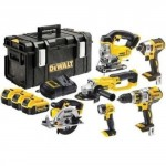 DeWalt DCK694P3-GB - 18V Brushless 6 Piece Kit