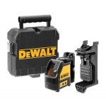 DeWalt DW088K-XJ - 2 Way Self-Levelling Line Cross Laser Kit DW088 DW088K-XJ |