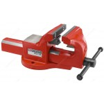 FACOM 1222.100E 100MM ENGINEERS VICE WITH FIXED BASE