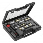 FACOM 217.GJ119 PIECE INTERCHANGEABLE PUNCH SET - BRASS, POLYAMIDE, ALUMINIUM