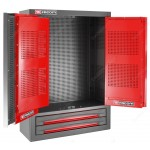 FACOM 2202XL WALL UNIT WITH 2 DRAWERS AND SHUTTERS- 1000MM HIGH