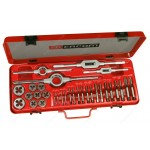 FACOM 221.227J1 31 PIECE TAP AND DIE SET M3 TO M12