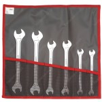 "FACOM 31.JE8T 31 - METRIC ""EXTRA-SLIM"" OPEN-END WRENCH SETS"