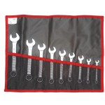 FACOM 39.JE9T 9 PIECE SHORT COMBINATION WRENCH SET 7-17MM