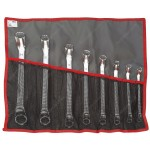 FACOM 55A.JD8T 8 PIECE RING WRENCH SET. 6 - 22MM