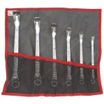 FACOM 55A.JN6T 6 PIECE RING WRENCH SET. 8 - 19MM