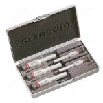 FACOM AEF.J5 MICRO TECH 5 PIECE SCREWDRIVER SET