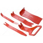 FACOM CR.D5 TRIM REMOVAL TOOL SET - DOOR & BOOT TRIMS ETC.