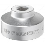 "FACOM D.163-38 3/8"" DRIVE HEXAGONAL ( HEX / HEXAGON ) COMPOSITE CAP WRENCH SOCKET 38MM"