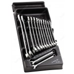 """FACOM MOD.40R 14 PIECE """"FAST ACTION"""" COMBINATION WRENCH SET"""