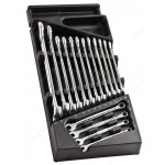 FACOM MOD.440-1 440 OGV COMBINATION SPANNER WRENCH SET IN TOOL BOX MODULE 6-24MM