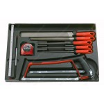 FACOM MOD.601 19 PIECE CUTTING AND MEASURING SET