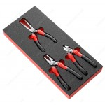 FACOM MODM.CPE 3 PIECE MECHANICS PLIERS MODULE SET