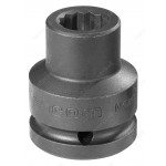 "FACOM NKD.19A 3/4"" DRIVE BI - HEXAGONAL ( HEX / HEXAGON ) IMPACT SOCKET 19MM"