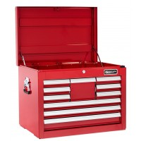 BRITOOL-EXPERT E010214B CLASSIC TOOL CHEST 8 DRAWER - RED