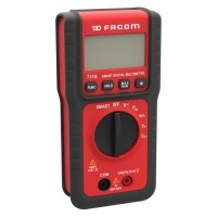 Facom 711B - Smart Multi Meter with 0 to 600 Volt AC / DC Range |