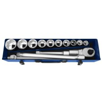 "BRITOOL EXPERT 14 PIECE 3/4"" SOCKET SET E194682B"