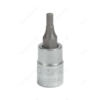 "BRITOOL EXPERT E030108B 1/4"" DRIVE HEX SCREWDRIVER BIT SOCKET 8MM"