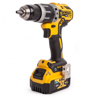 DeWalt DCD797P1B-GB - 18V XR Brushless 3 speed Hammer Drill Driver with Bluetooth - 1 x 5.0ah, charger and TSTAK Case